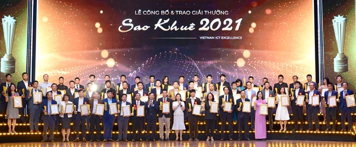 """02 sản phẩm chuyển đổi số""""Make in Vietnam"""" của GMO-Z.com RUNSYSTEM nhận cú đúp danh hiệu Sao Khuê 2021 - Ảnh 4."""