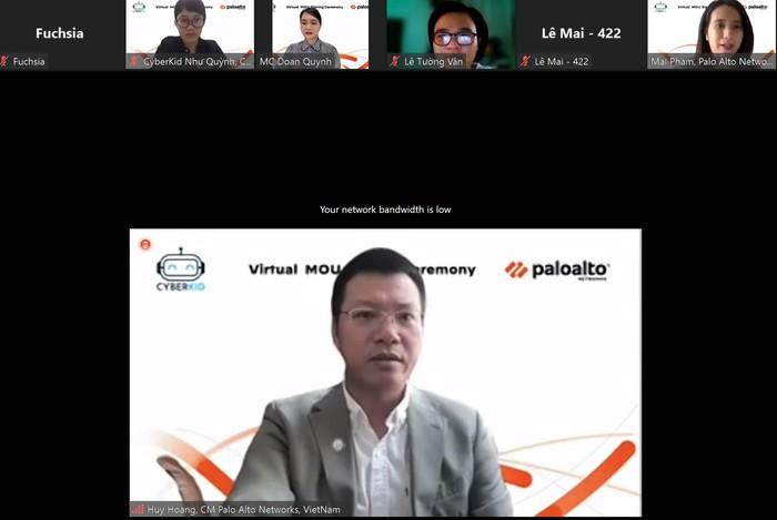 Palo Alto Networks đồng hành với CyberKid nâng cao nhận thức không gian mạng cho trẻ em Việt Nam - Ảnh 1.