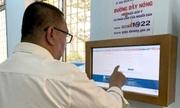 12 bộ, tỉnh đã cán mốc cung cấp 30% dịch vụ công trực tuyến mức 4
