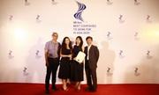 CMC đạt giải thưởng nơi làm việc tốt nhất châu Á