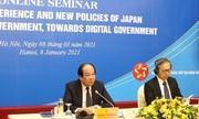 Nhật Bản tiếp tục hỗ trợ Việt Nam trong phát triển CPĐT, hướng tới Chính phủ số