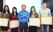 Zalo nhận bằng khen của Sở TT&TT Hà Nội