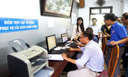 Hà Nội phấn đấu 100% TTHC đạt dịch vụ công trực tuyến mức độ 3 vào 31/12/2019