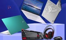 ASUS chuyển đổi số bằng cách khai trương gian hàng chính hãng trên Shopee