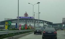 Trạm thu phí Pháp Vân - Cầu Giẽ - Ninh Bình triển khai thu phí tự động không dừng