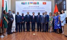 Việt Nam sẵn sàng chia sẻ kinh nghiệm phòng chống dịch với các nước châu Phi
