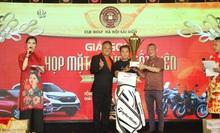 Golfer Andrew Hùng Phạm vô địch giải Họp mặt - Mừng tất niên CLB Golf Hà Nội - Sài Gòn