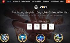 Giải thưởng Sản phẩm công nghệ số Make in Viet Nam sẽ hết hạn đăng ký vào ngày 20/10