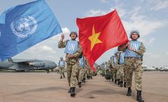 Kỷ niệm 75 thành lập Liên Hợp Quốc: Sức mạnh ngoại giao Việt Nam vì mục tiêu hòa bình thế giới