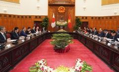Việt Nam - Nhật Bản trao đổi 12 văn kiện hợp tác trị giá gần 4 tỷ USD