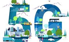 5G phục vụ công nghiệp 4.0 và tự động hóa
