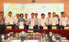 Bộ TT&TT bàn giao 200 cụm loa truyền thanh thế hệ mới cho tỉnh biên giới Tây Ninh