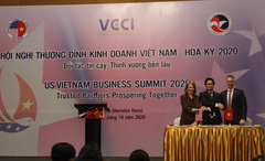 Kinh tế Việt - Mỹ: Thêm bước tiến trong chặng đường một phần tư thế kỷ