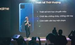 Ra mắt Realme C15 màn hình HD+, công nghệ sạc nhanh