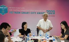 Giải thưởng thành phố thông minh Việt Nam 2020 sẽ trao 53 giải thưởng