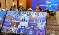 Việt Nam tổ chức thành công hội nghị năng lượng sạch EAS EMM 14