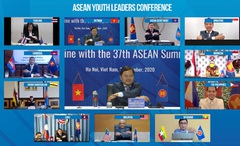 Thanh niên Việt Nam đóng góp tích cực vào sự phát triển chung cộng đồng ASEAN