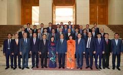 Khát vọng phát triển đất nước - Nhiệm vụ quan trọng đối với cán bộ ngoại giao
