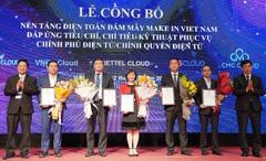 Công bố 5 doanh nghiệp làm chủ nền tảng điện toán đám mây Việt