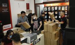 FPT Shop là chuỗi cửa hàng đầu tiên tại Việt Nam mở bán MacBook M1
