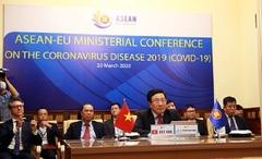 Tăng cường hợp tác ASEAN-EU để ứng phó với COVID-19
