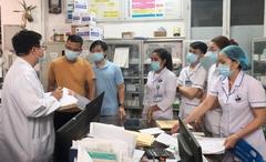 Bác sĩ Bệnh viện Chợ Rẫy lên đường đến hỗ trợ Tây Ninh phòng chống dịch bệnh Covid-19 trong đêm