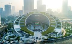 Trụ sở mới của Viettel thông minh hơn với công nghệ tiên tiến