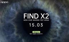 Kênh livestream dành cho sự kiện ra mắt OPPO Find X2 tại Việt Nam