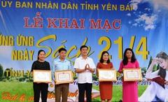Yên Bái: Hưởng ứng Ngày sách Việt Nam đảm bảo  phòng, chống dịch bệnh COVID-19