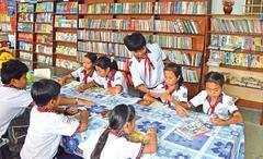 Phát triển văn hóa đọc trong cộng đồng chào mừng Ngày sách Việt Nam lần thứ 7