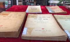 TP. Hồ Chí Minh trưng bày sách, tư liệu quý về Bác