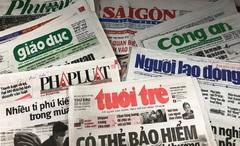 Đến năm 2025, TP. Hồ Chí Minh còn 19 cơ quan báo chí