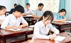 MỚI: Bộ GD-ĐT công bố đề thi tham khảo tốt nghiệp THPT của 13 môn học