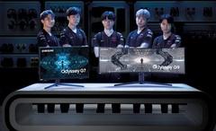 Samsung cung cấp thiết bị hiển thị cho đội tuyển Esports thế giới T1