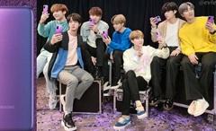 Ra mắt phiên bản Galaxy S20+, tai nghe đặc trưng ban nhạc BTS