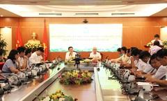 Bộ TT&TT và UBND tỉnh Bình Phước tăng cường hợp tác trong lĩnh vực TT&TT