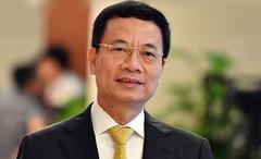 Bộ trưởng Nguyễn Mạnh Hùng chúc Báo chí luôn giữ tinh thần Cách mạng