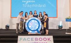 """Facebook khởi động chương trình """"Tư duy thời đại số"""" tại Việt Nam"""