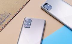 Samsung Galaxy A51, A71 được cập nhật công nghệ chụp một chạm