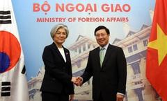 Hàn Quốc tiếp tục hỗ trợ các doanh nghiệp, đẩy mạnh kinh doanh, đầu tư tại Việt Nam
