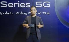 Vivo lần đầu công bố flagship 5G mỏng nhất tại Việt Nam