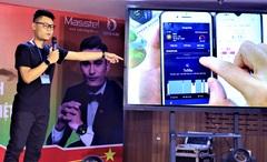 Đồng hồ thông minh thương hiệu Việt đầu tiên ra mắt