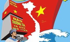 Quốc tế bảo vệ Việt Nam trên hải phận Biển Đông