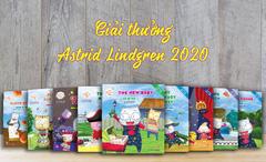 Ra mắt bộ sách tranh của tác giả Baek Heena - Chủ nhân giải thưởng Astrid Lindgren 2020