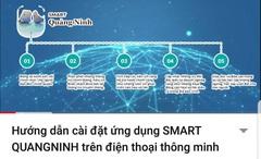 Smart Quảng Ninh – Kênh truyền tải, giải quyết thông tin phản ánh trực tuyến của người dân