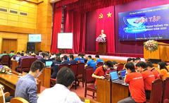 Quảng Ninh diễn tập ứng cứu 2 tình huống sự cố ATTT