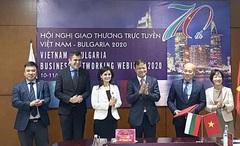 Việt Nam và Bulgaria xúc tiến thương mại khiEVFTA đã có hiệu lực