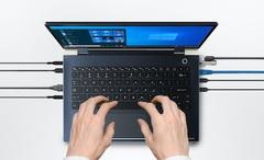Laptop cao cấp, mỏng nhẹ với chip Intel thế hệ 10 đã có tại Việt Nam