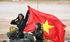 Army 2020, Army Games 2020: Sức mạnh hiện đại của QĐND Việt Nam thời kỳ hội nhập