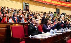 Đại hội đại biểu Đảng bộ tỉnh Bắc Ninh lần thứ XX thành công tốt đẹp